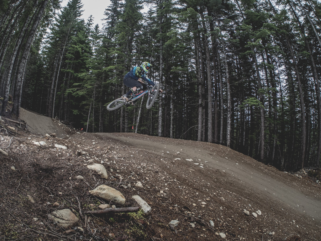 Whistler Mountain - Crank It up